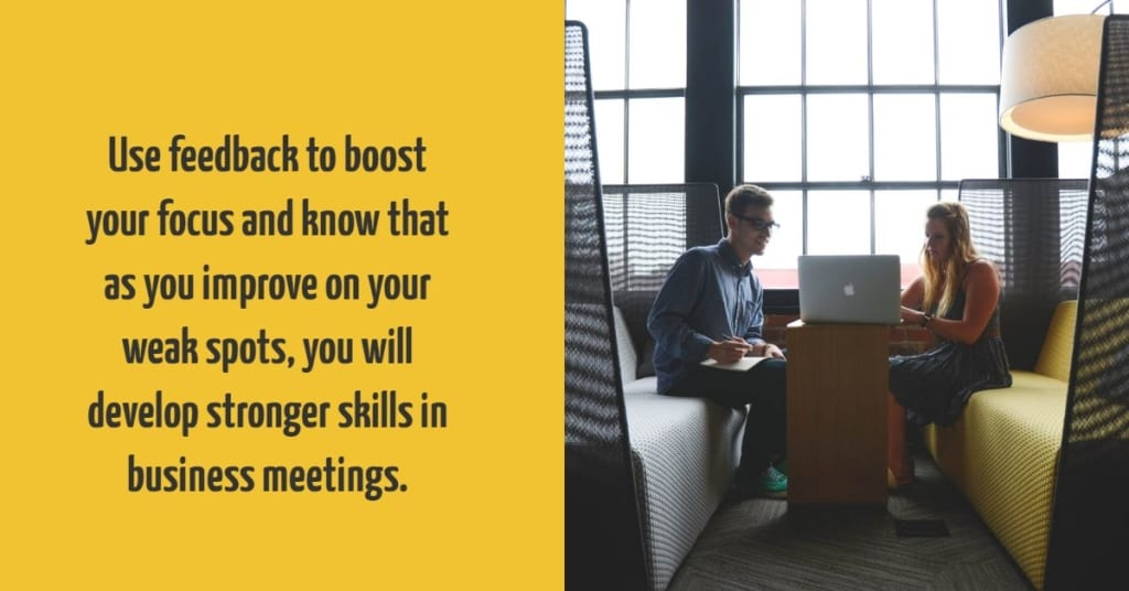 Confidence Boosting Tips for Business Meetings