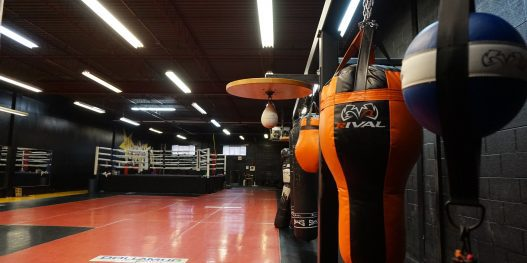 Grants MMA Boxing Gym Facility