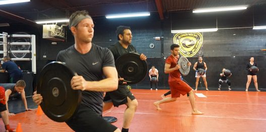 Strength Conditioning Classes Toronto