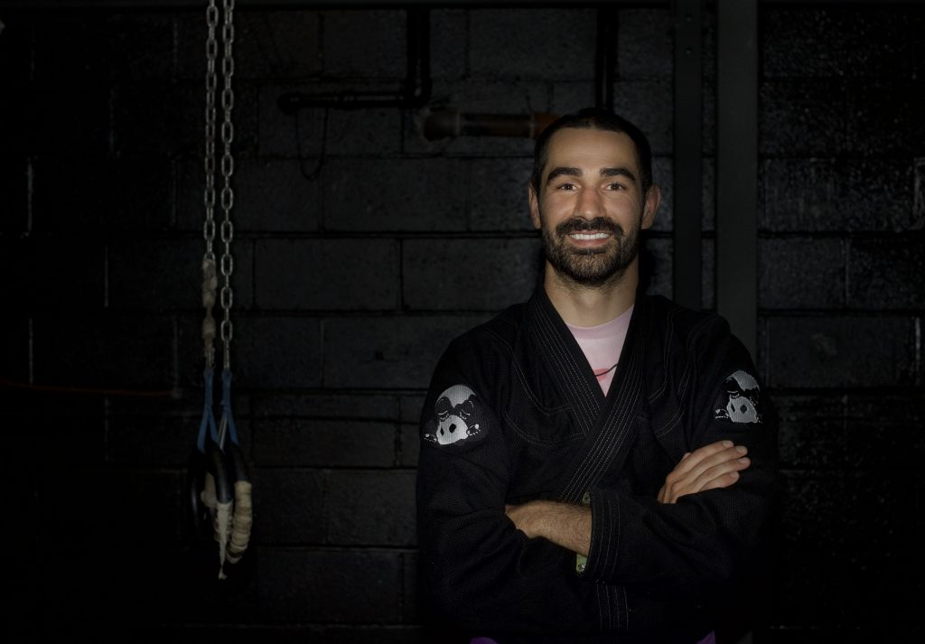 Michael Lombardo Kids Mini Me MMA Instructor toronto