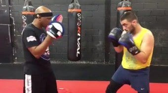 One on one Boxing Training