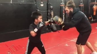 One on One Kids MMA Boxing Training