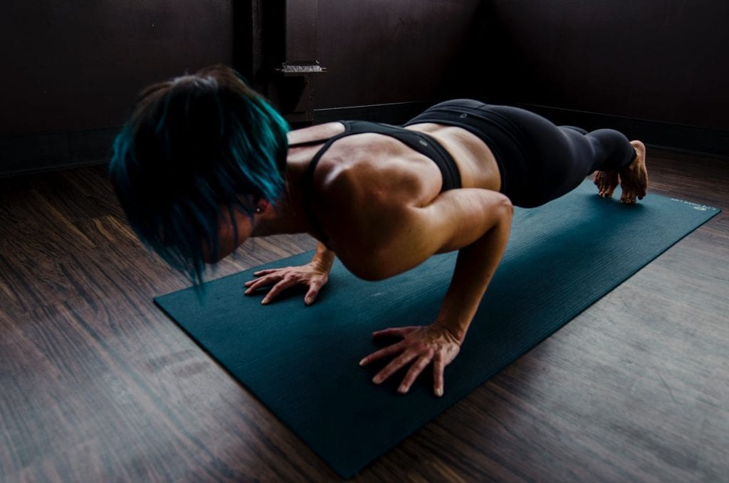 How to Workout at Home Without Equipment
