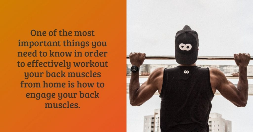 Our Favorite at Home Back Workouts