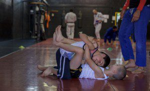 Mini Me MMA Grappling