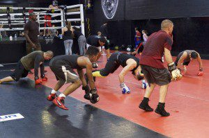 Boxing Class Conditioning
