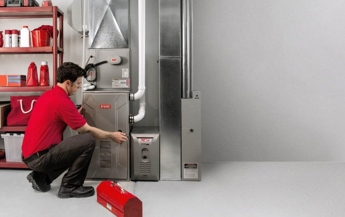 How to Install a Furnace and Ductwork